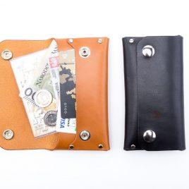 Portfel na karty, gotówkę i dowód rejestracyjny