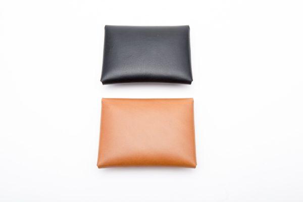 duży portfel skórzany widok z tyłu