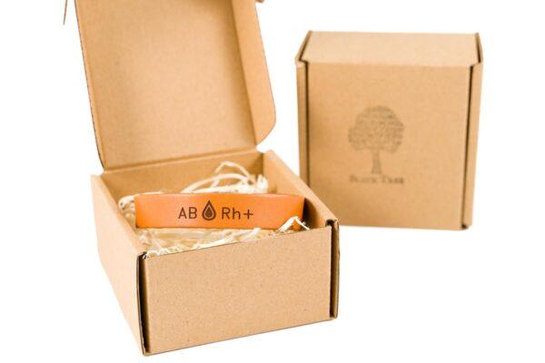 bransoletka na prezent dla krwiodawcy